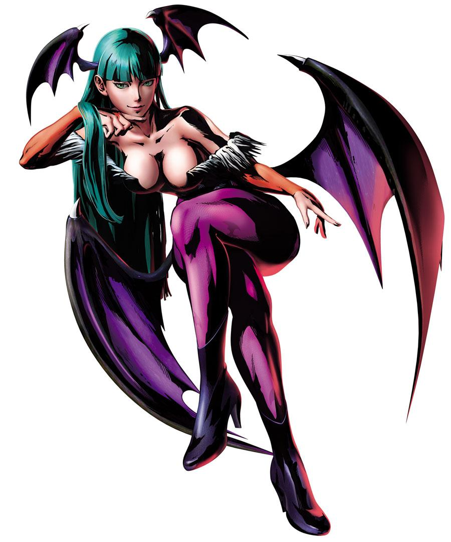 morrigan  as she appears in