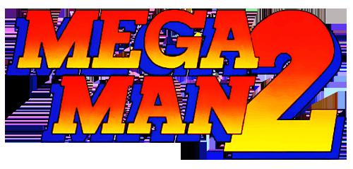 Mega Man II | NES MegaMan2Logo