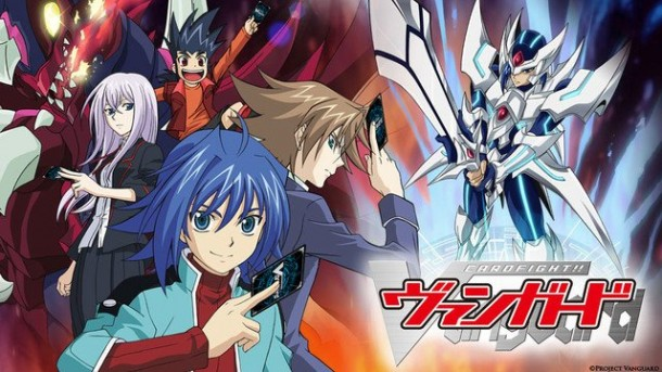 Season 1 - Cardfight!! Vanguard Wiki