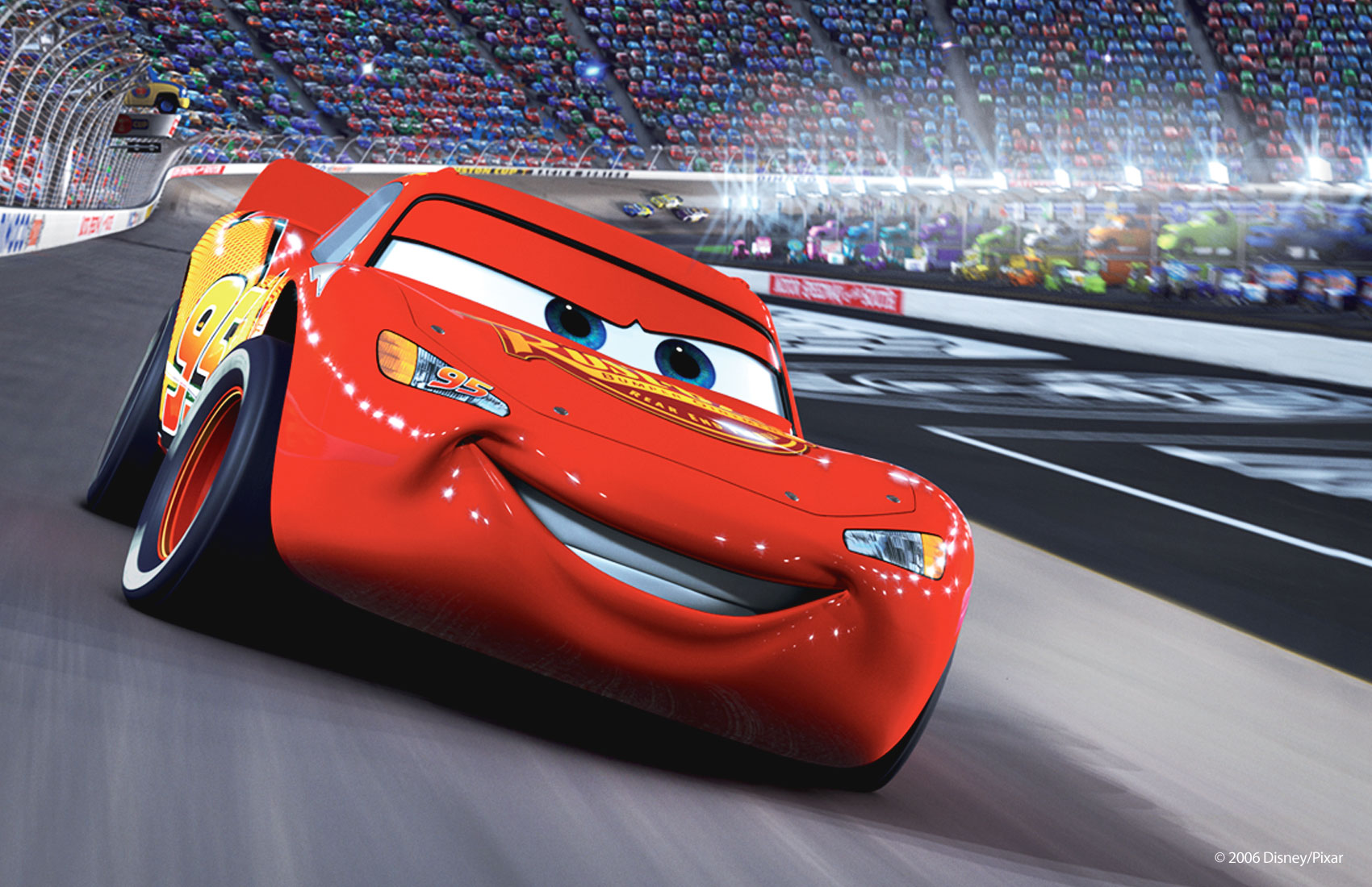 Rayo McQueen - Wiki La Película Cars