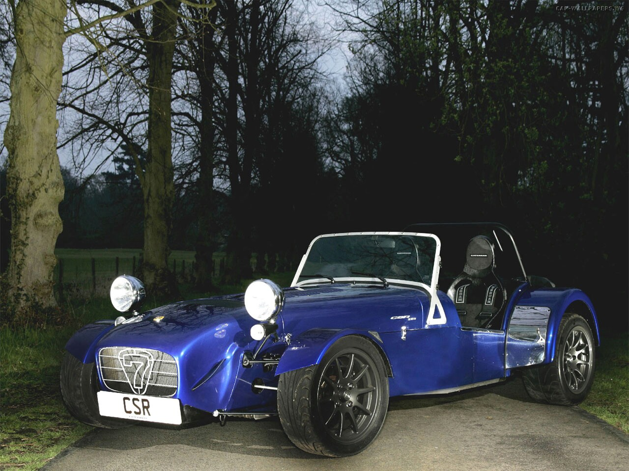 Caterham The Car Wallpaper