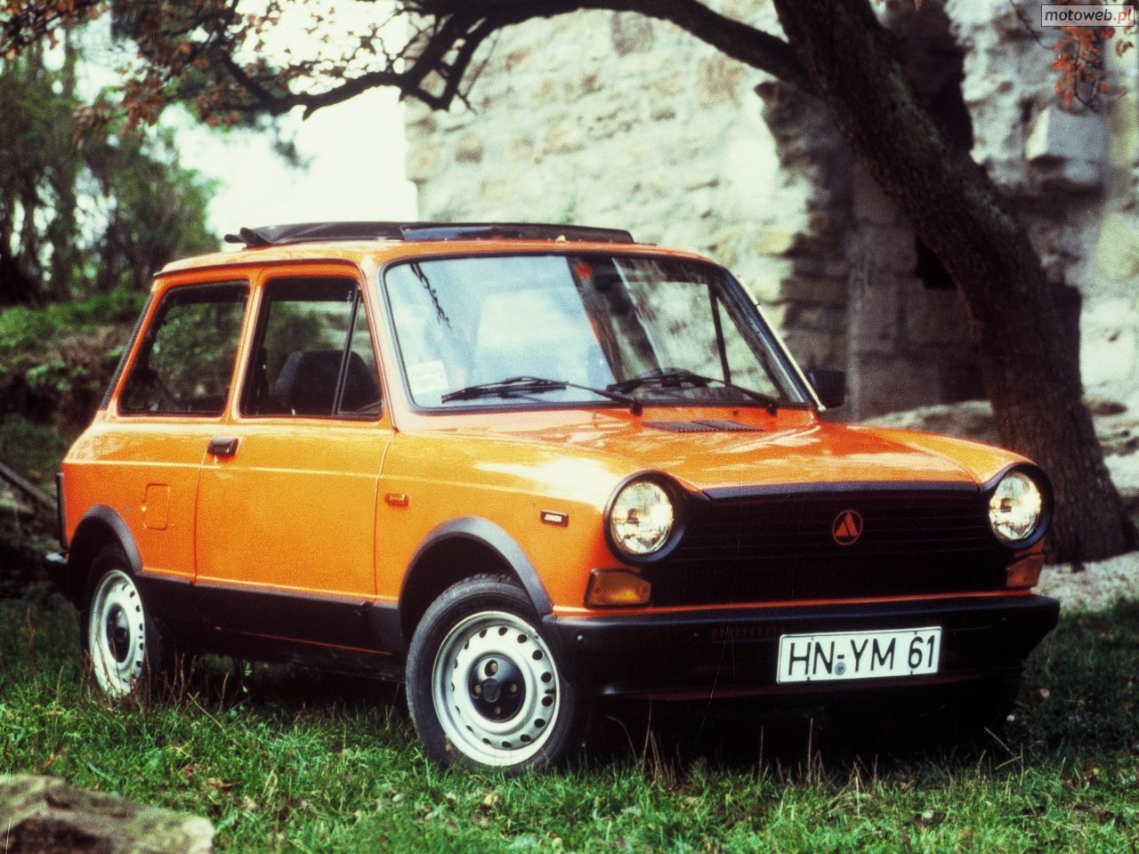 Autobianchi - The Car