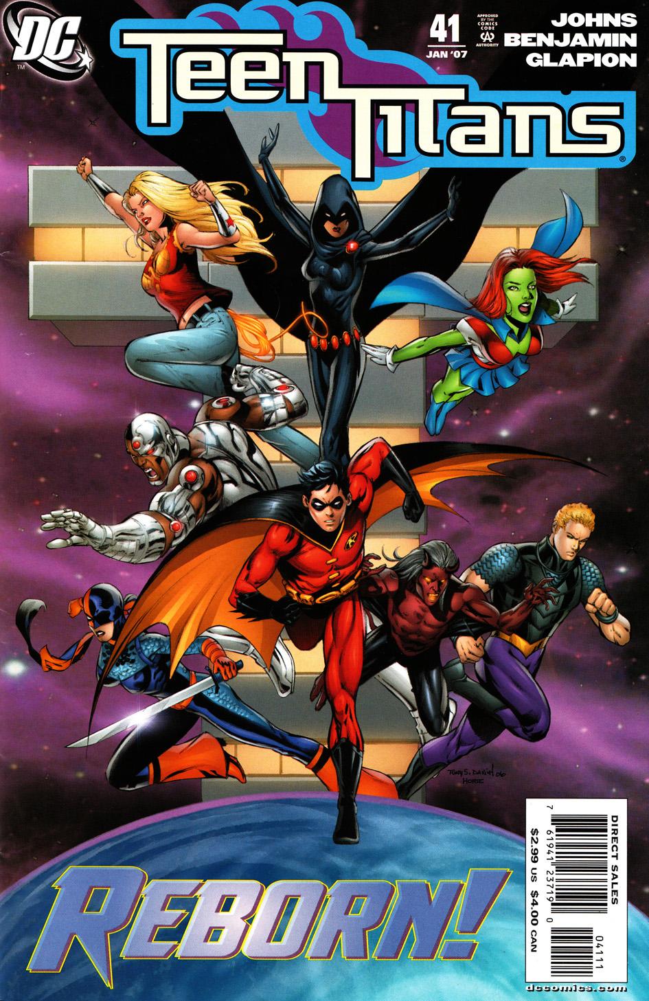 Teen Titans 41