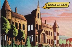 Description des lieux WayneManor1