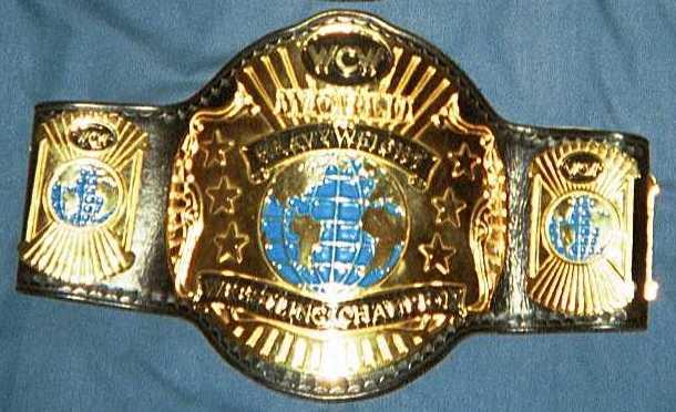 Classic ECW World Heavyweight Replica Belt