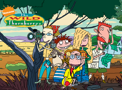 The Wild Thornberrys - CBBC