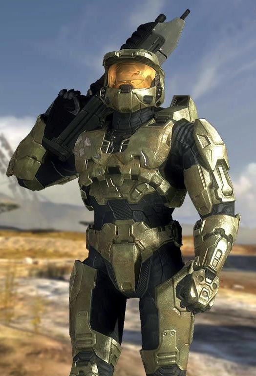 Que personaje de video juego quisieras ser?? - Página 2 Spartan-117_image