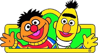 Bert and Ernie - Fictional Characters Wiki