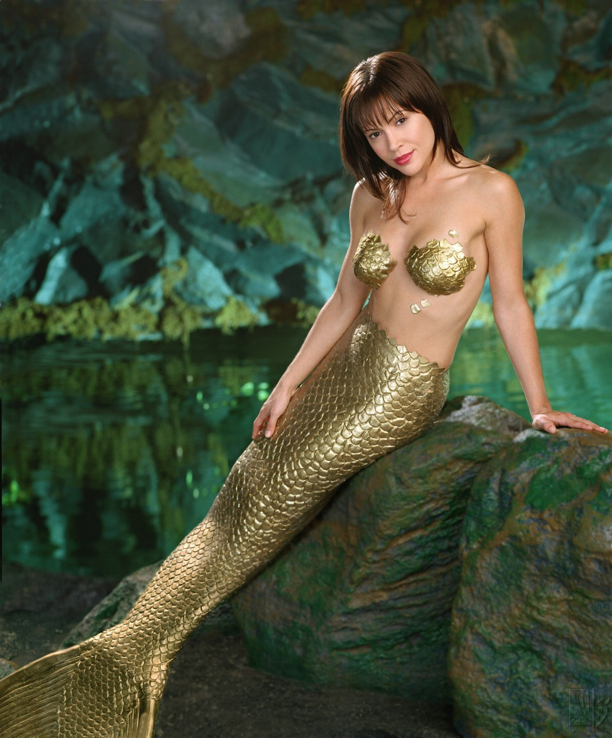 Mermaid busty fantasy cartoon gallery