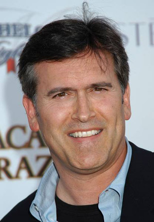 Bruce Campbell - Charmed Wiki - For all your Charmed needs!