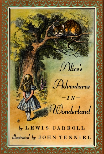 A literary analysis of the adventures of alice in wonderland