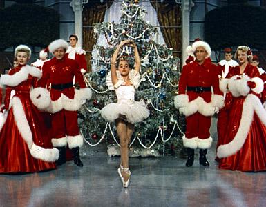 Such a pretty movie  White Christmas Movie Dresses