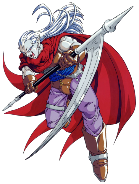 Magus from Chrono Trigger 3. Being Sephiroth before being Sephiroth was cool.