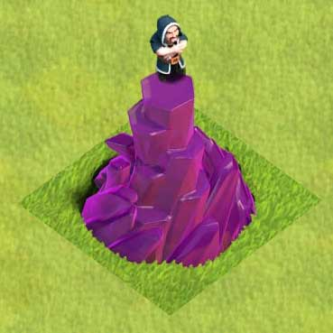 Clash of Clans Wizard Tower Levels