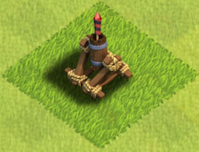 Image - Level 1 air defence.jpg - Clash of Clans Wiki