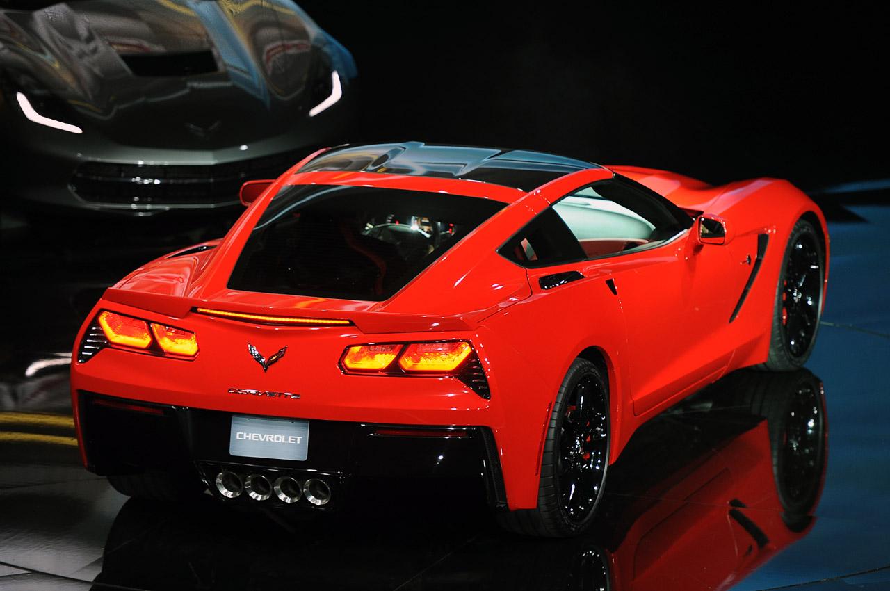 2014 Chevrolet Corvette Stingray Revealed