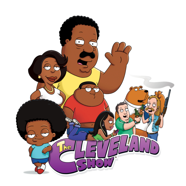 The Cleveland Show affiche