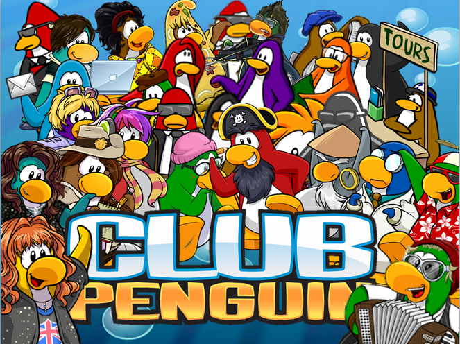Club Penguin logo crowded.png