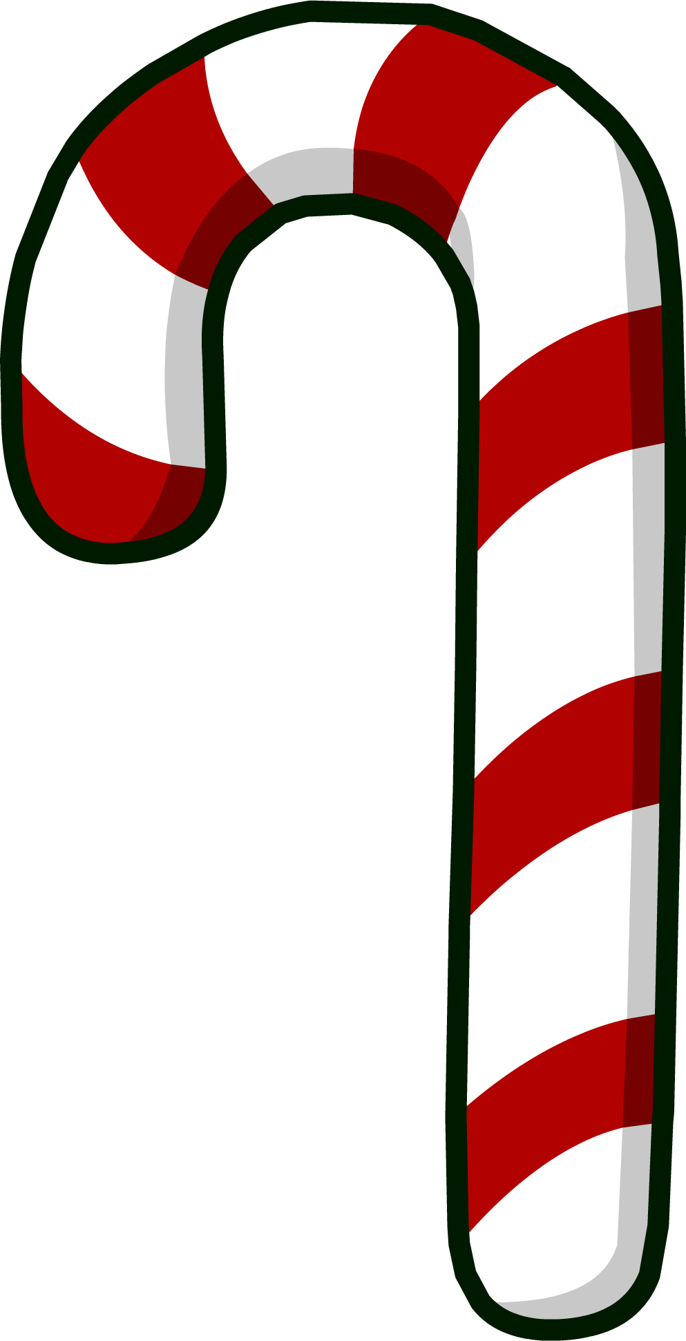 Image - Giant Candy Cane.PNG - Club Penguin Wiki - The ...