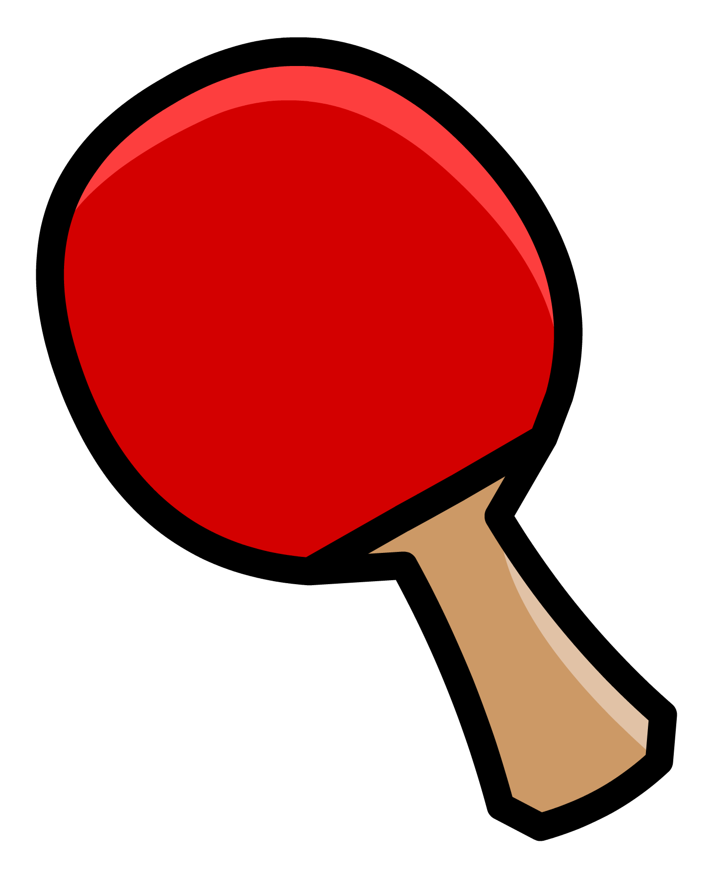 Table tennis racket png - Displaying 20 Gt Images For Snow Fort Clipart