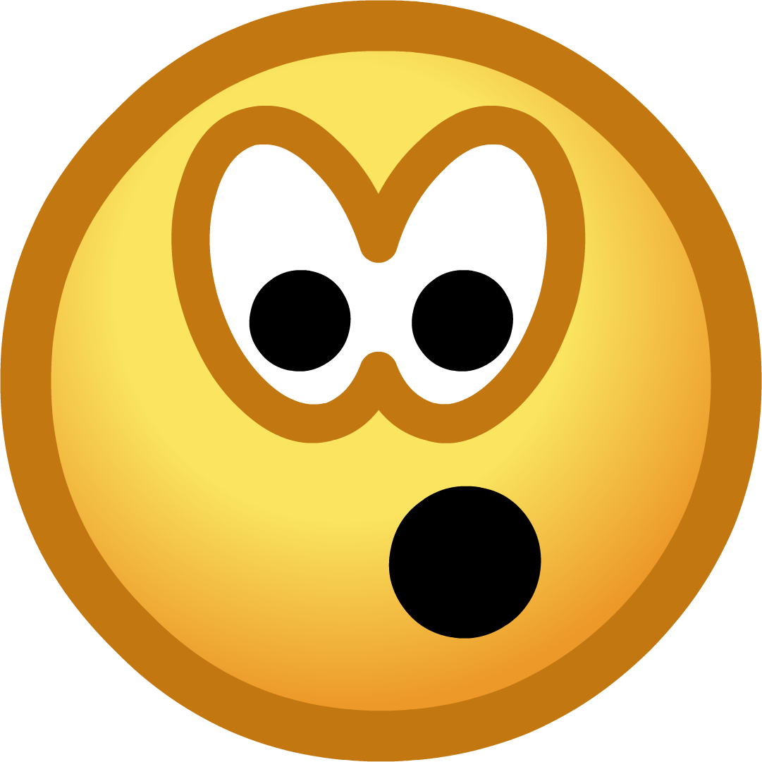 Shocked Face Emoticon Png | www.imgkid.com - The Image Kid ...