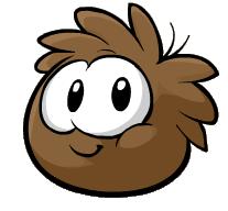 File Brown Puffle Transparent