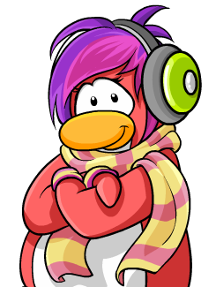 cadence club penguin coloring pages - photo#20