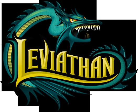 File - Leviathan logo.png - Coasterpedia - The Roller ...