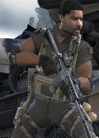 Resumen e historia de Call of Duty 4: Modern Warfare / Biografia de personajes / Misiones / Lugares Griggs