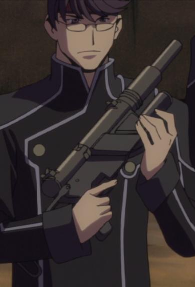 Sub-Machine gun Black_Knights_-_Sub-Machine_Gun