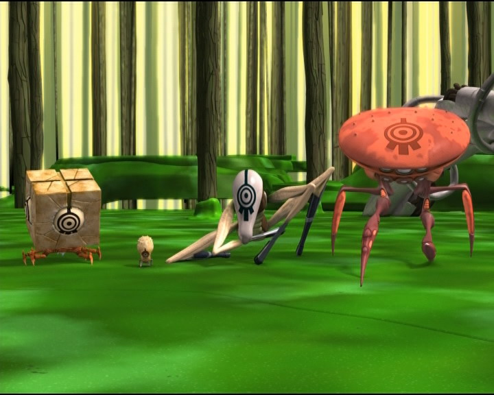 List of Monsters - Code Lyoko Wiki