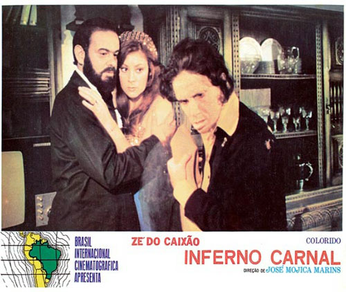 Inferno Carnal movie