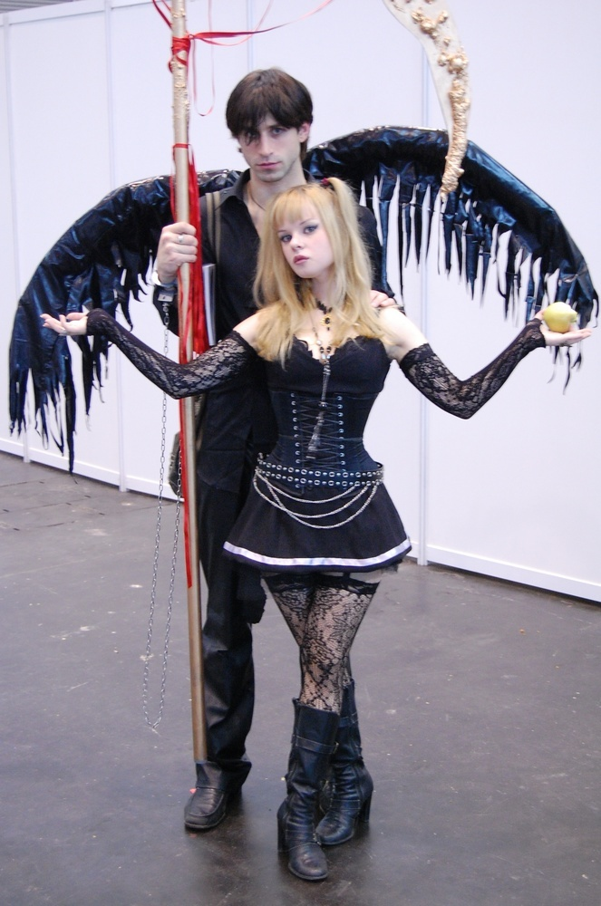CosPlayForAll: DeathNote Cosplay