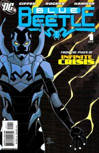 Blue Beetle - Comic Book Series Wiki - Comics Books