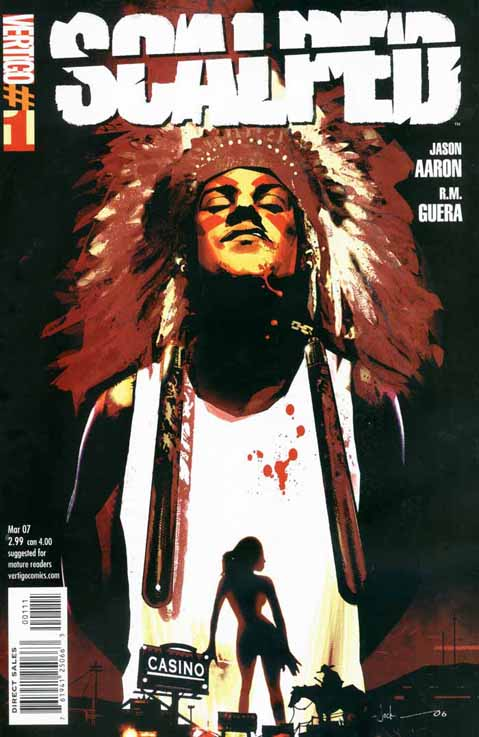 List of Recommended Graphic Novels. Scalped_1