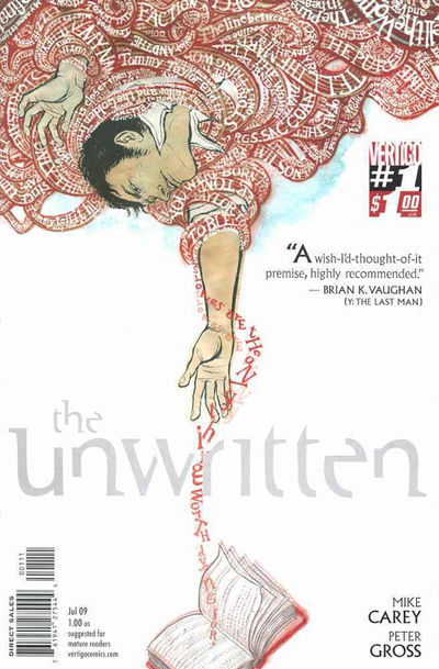 List of Recommended Graphic Novels. The_Unwritten_1