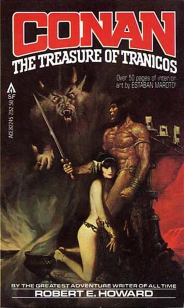 Livros do Conan, vários escritores. Conan-_The_Treasure_of_Tranicos_(Ace)