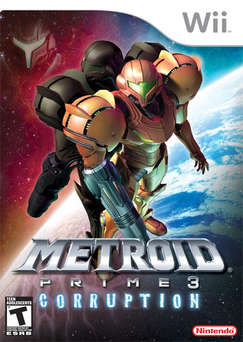 Metroid Prime 3 Corruption [Wii][Ntsc][Español][Megaupload