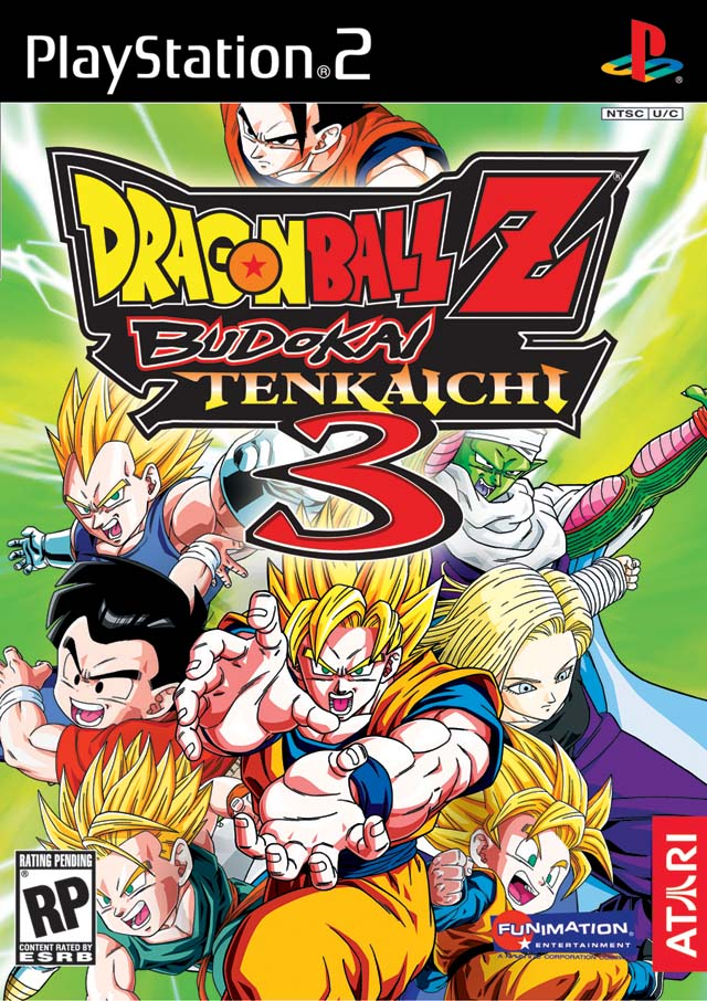 Dragon Ball Z Budokai Tenkaichi 3 Version Latino BETA 3 PS2