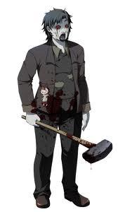 Misión Especial 1: Corpse Party Blood Covered Yoshikaze