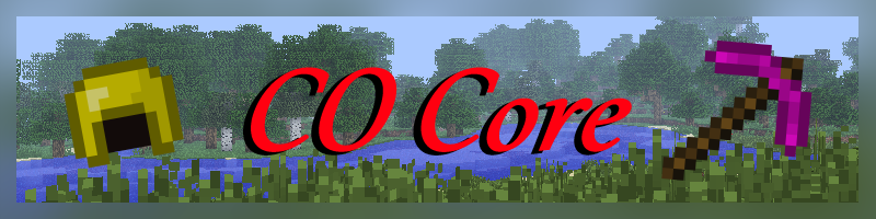 COCoreHeader Crazy Ores Screenshots and Recipes
