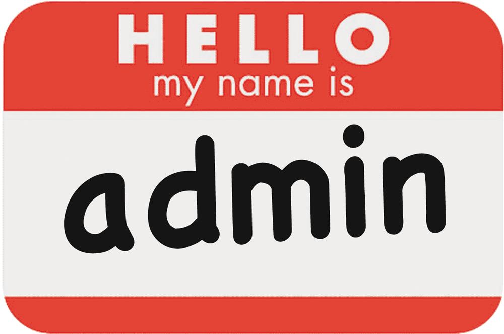 IT Admin