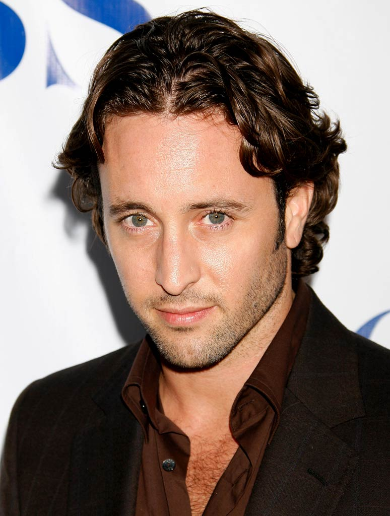 Alex O Loughlin - Images Hot