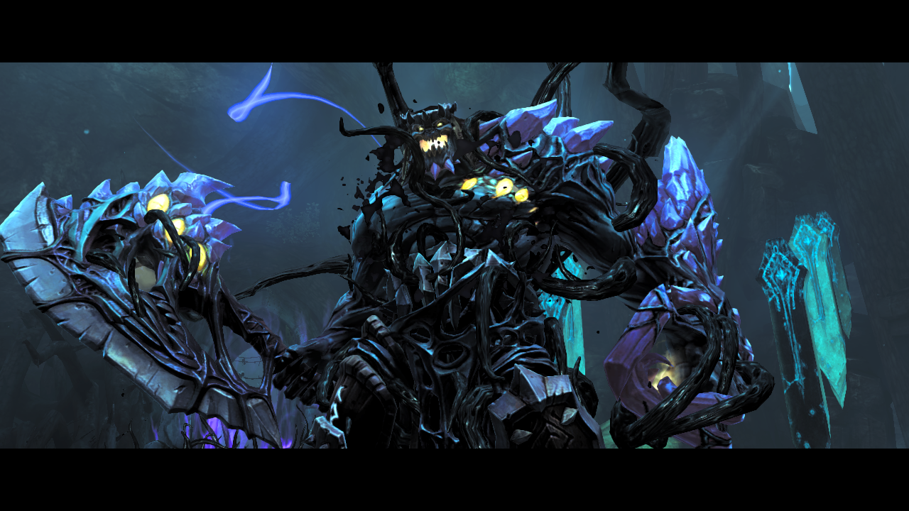 The gallery for --> Darksiders Abaddon