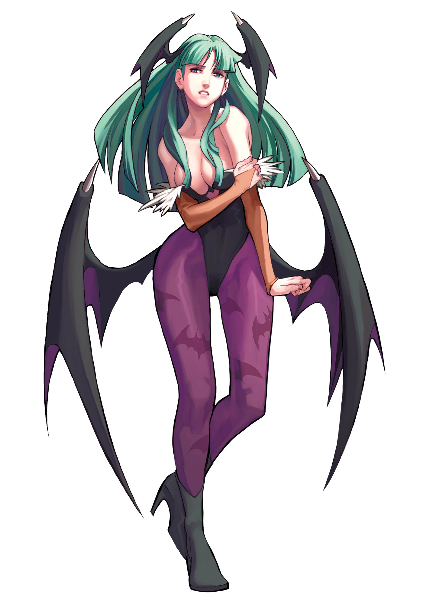 Morrigan Aensland - Darkstalkopedia, a wiki about Darkstalkers - a ...