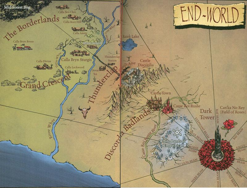 Image End World The Dark Tower Wiki