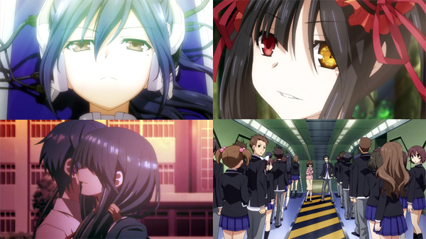 Girl like girl anime but she dating a boy