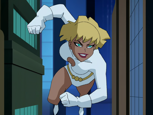 Image - Galatea charges.png - DCAU Wiki: your fan made ...