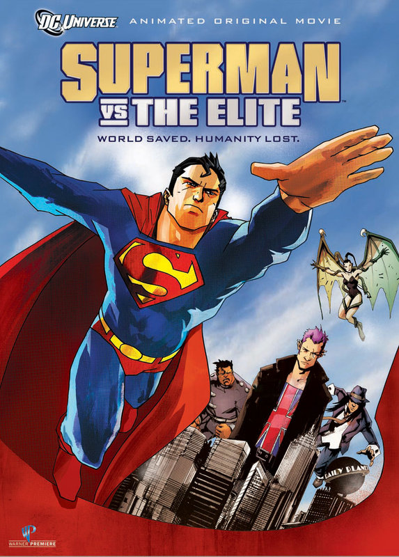 [Multi] Superman VS The Elite 2012 FRENCH DVDRIP XviD