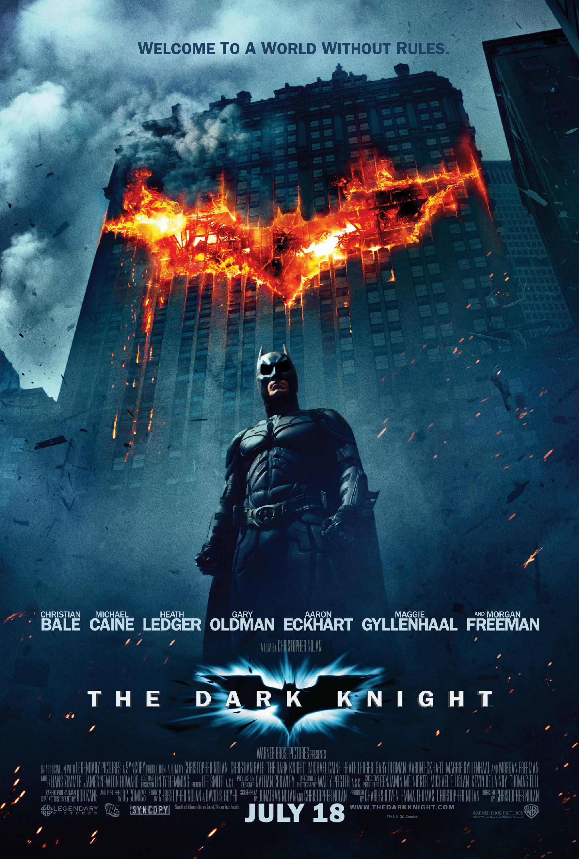 შავი რაინდი / The Dark Knight (ქართულად)